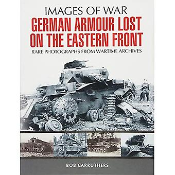 German Armour Lost in Combat on the Eastern Front (Paperback)