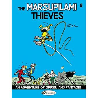 The Marsupilami Thieves