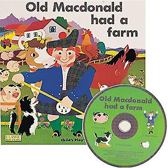 Old MacDonald Had a Farm with CD (Audio) (Classic Books with Holes)