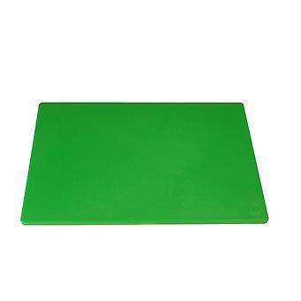 HEAVY DUTY LARGE CHOPPING BOARD GREEN 45x30cm