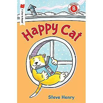 Happy Cat (ik graag lezen)