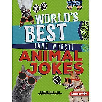 Monde meilleur (et le pire) animaux blagues (rire vos chaussettes!)