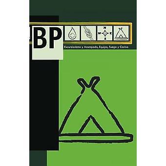 BP Excursionismo y Acampado Equipo Fuego y Cocina by Hern Ndez & Ma Enriqueta Elizondo