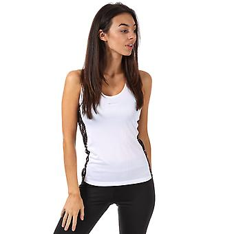 Womens Slazenger Nessa Vest Top In Optic White