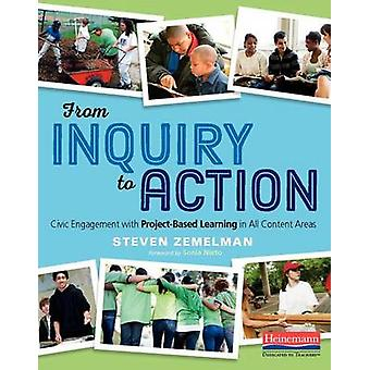 From Inquiry to Action - Civic Engagement with Project-Based Learning