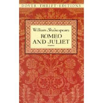 Romeo and Juliet (Reprinted edition) by William Shakespeare - 9780486