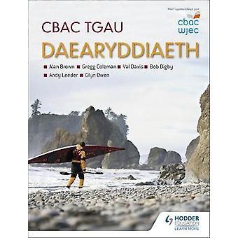 CBAC TGAU Daearyddiaeth (WJEC GCSE Geography Welsh-language edition)