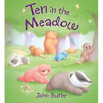 Ten in the Meadow by John Butler - John Butler - 9781561453726 Book