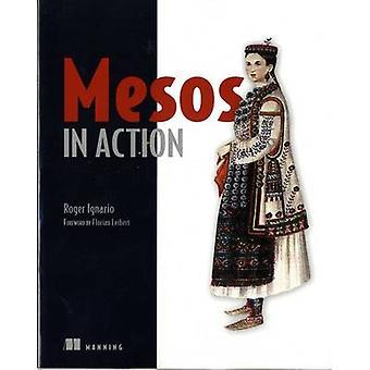 Mesos in Action by Roger Ignazio - 9781617292927 Book