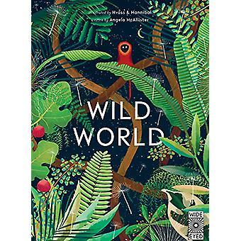 Wild World by Angela McAllister - 9781847809667 Book