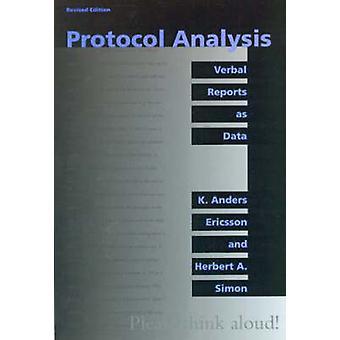 Análisis - informes verbales como datos de protocolo (2ª edición revisada) k.