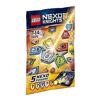 Nexo de Lego cavaleiros Combo NEXO poderes