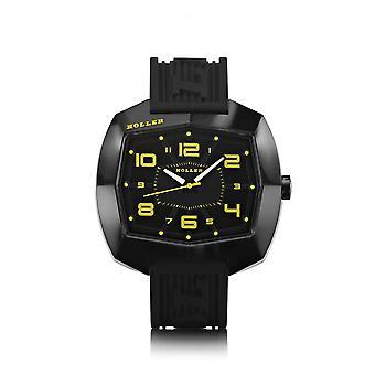 Holler De Lite Black & Yellow Watch HLW2452-6