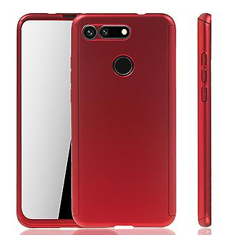 Huawei Honor View 20 Phone Case Protection Case Full Cover Tank Protection Glass