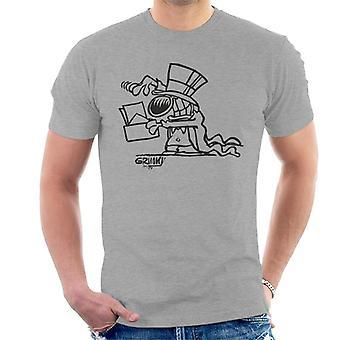 Grimmy taikuri Miesten T-paita