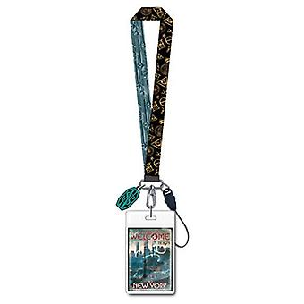 Lanyard - Fantastic Beasts - Welcome To New York New Toys Licensed 48173