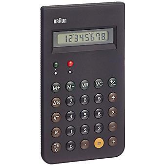 Braun Clock Unisex ref. Bne 001 Bk