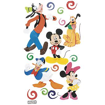 Disney Dimensional Sticker Mickey And Friends Djb M004