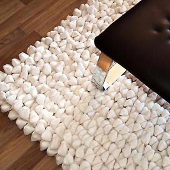 Rugs -Pebble - White