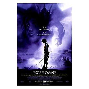 Escaflowne Movie Poster (11 x 17)
