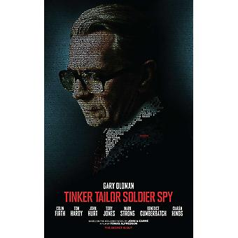 Tinker Tailor Soldier Spy Movie Poster Print (27 x 40)