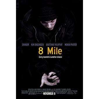 8 Mile Movie Poster Print (27 x 40)