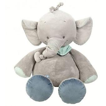 Nattou 75 Cm Jack Teddy Elephant (Toys , Preschool , Dolls And Soft Toys)