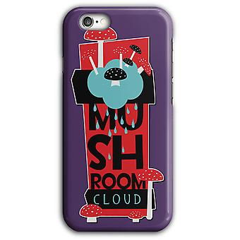 Svamp moln regn padda pall iPhone Case 5/5S 6/6S 6Plus/6SPlus | Wellcoda