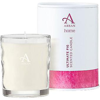 Arran Sense of Scotland Ultimate Fig Travel Candle