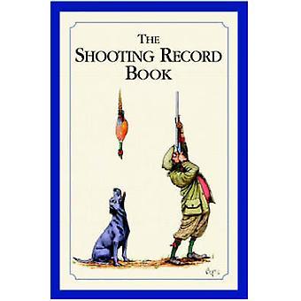 Den skydning rekord bog af Bryn Parry
