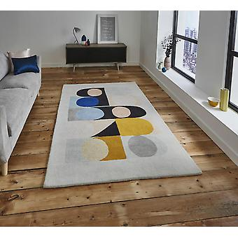 Inaluxe ix08 Rectangle tapis tapis Funky