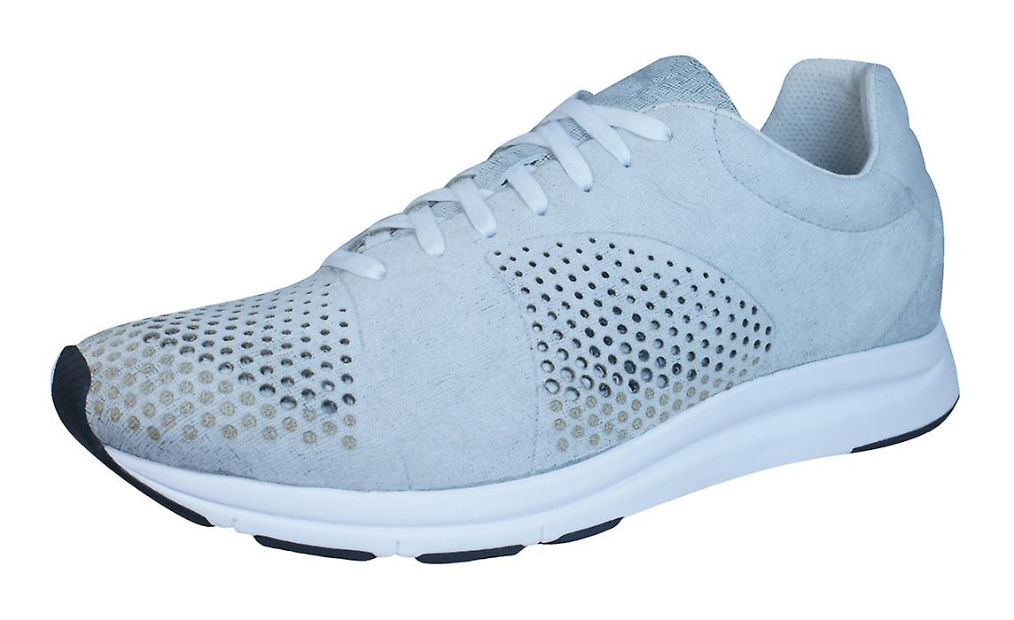 Puma Hussein Chalayan Haast cuir Mens formateurs   chaussures - gris