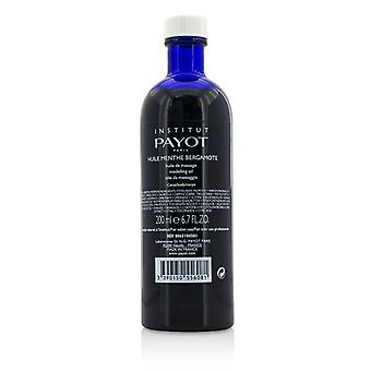 Payot Huile Menthe Bergamote modellering olie - Salon Product 200ml/6,7 oz