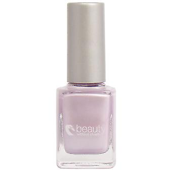 Beauty Without Cruelty High Gloss Nail Colour 18 Silver Lilac