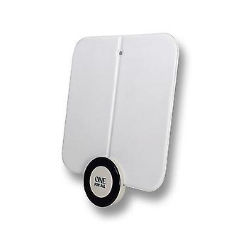 Uno para todos SV9215 Antena plana interior antena Digital Ultra plana con filtro de 4G