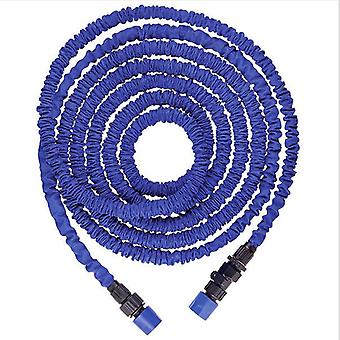 Ultra Light 370g - Self Shrinking - 7m Garden Hose Set with Fittings and Valve