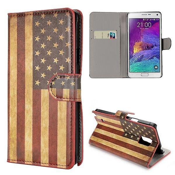 Pocket wallet motif 10 Samsung Galaxy touch 4 N910 N910F
