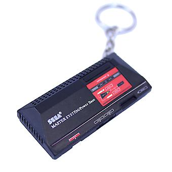 SEGA Master System Official Console Key Ring