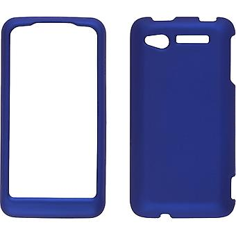 Wireless Solutions Soft Touch Snap-On Case for HTC Merge - Cobalt Blue