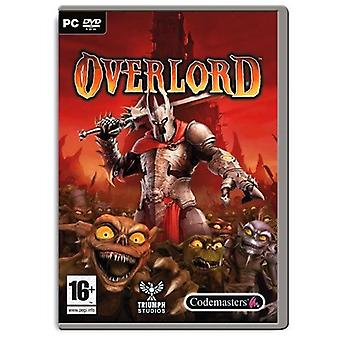 OverLord PC DVD