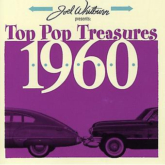 Joel Whitburn presenterar: Top Pop Treasure - Joel Whitburn presenterar: Top Pop Treasure [CD] USA import