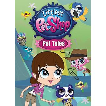Littlest Pet Shop: Pet Tales [DVD] USA import