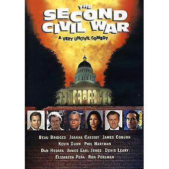 Segunda importación de los E.e.u.u. Guerra Civil [DVD]