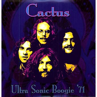 Cactus - Ultra Sonic Boogie 1971 [vinilo] USA importar