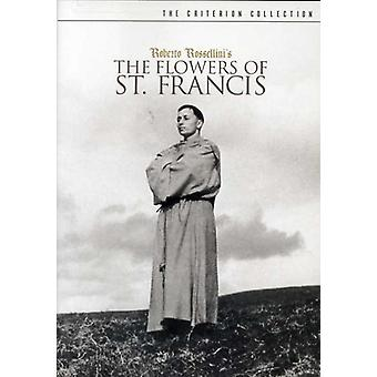 Flowers of st Francis [DVD] USA import