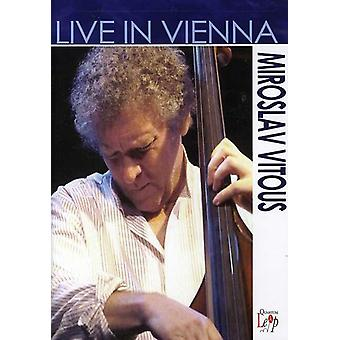 Miroslav Vitous - Live in Vienna [DVD] USA import