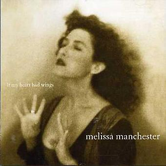 Melissa Manchester - If My Heart Had Wings [CD] USA import