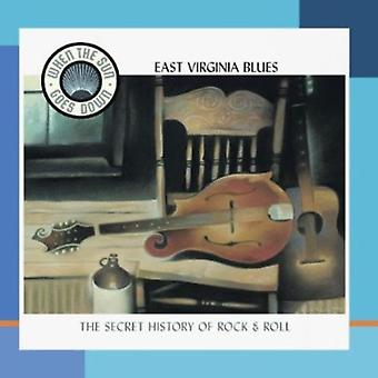 East Virginia Blues-Appalachian Roots of Honky Ton - East Virginia Blues-Appalachian Roots of Honky Ton [CD] USA import