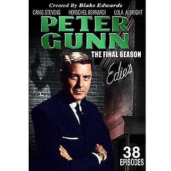 Peter Gunn - Peter Gunn: Den sidste sæson [DVD] USA import