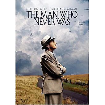 Uomo che mai era, gli S.U.A. [DVD] importare